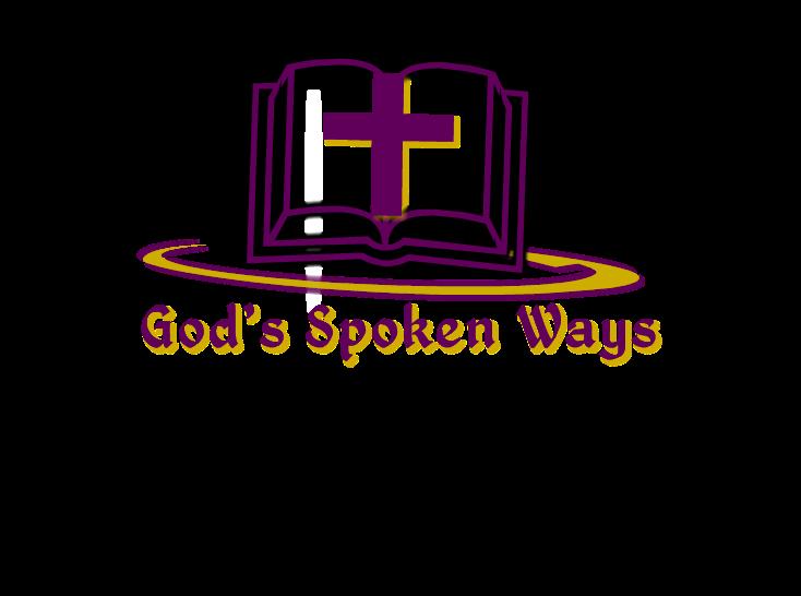 God's Spoken Ways