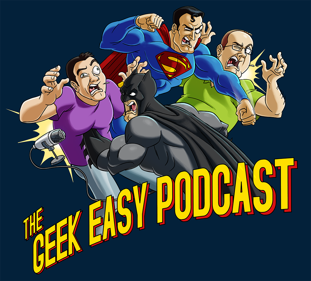 The Geek Easy Podcast