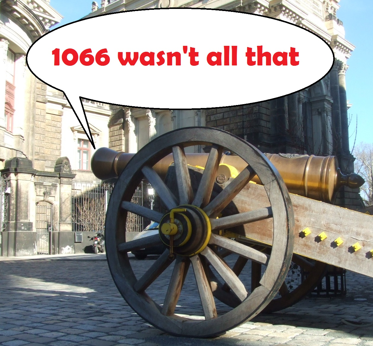 1066 Wasn't All That