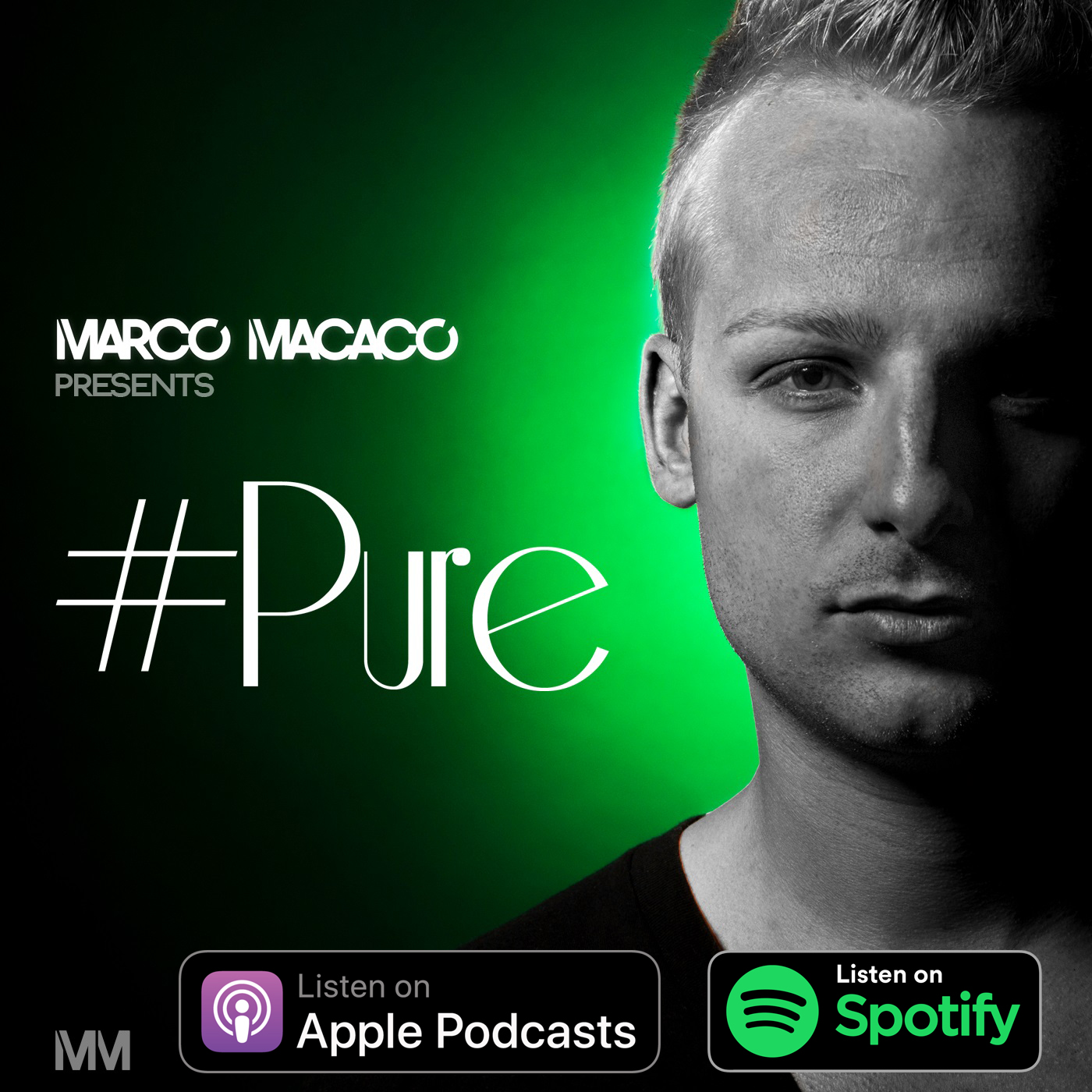 Marco Macaco presents #Pure