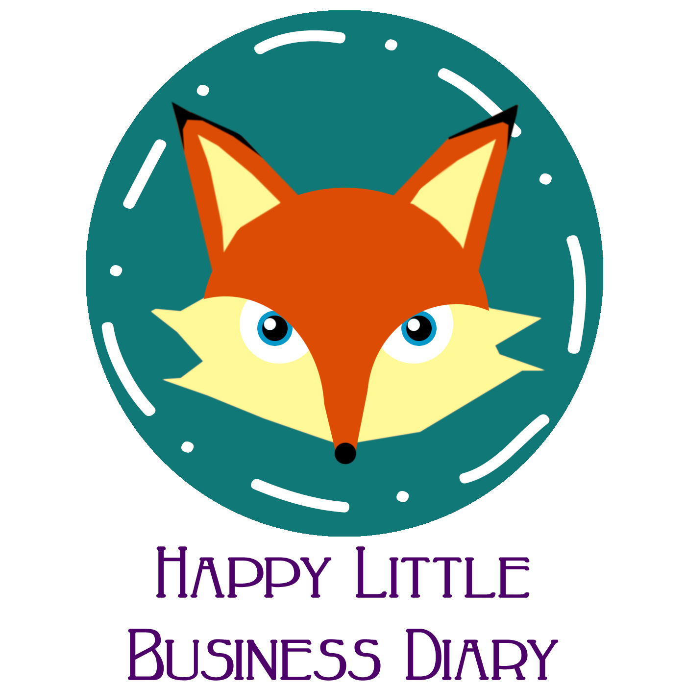 Happy Little Business Diary