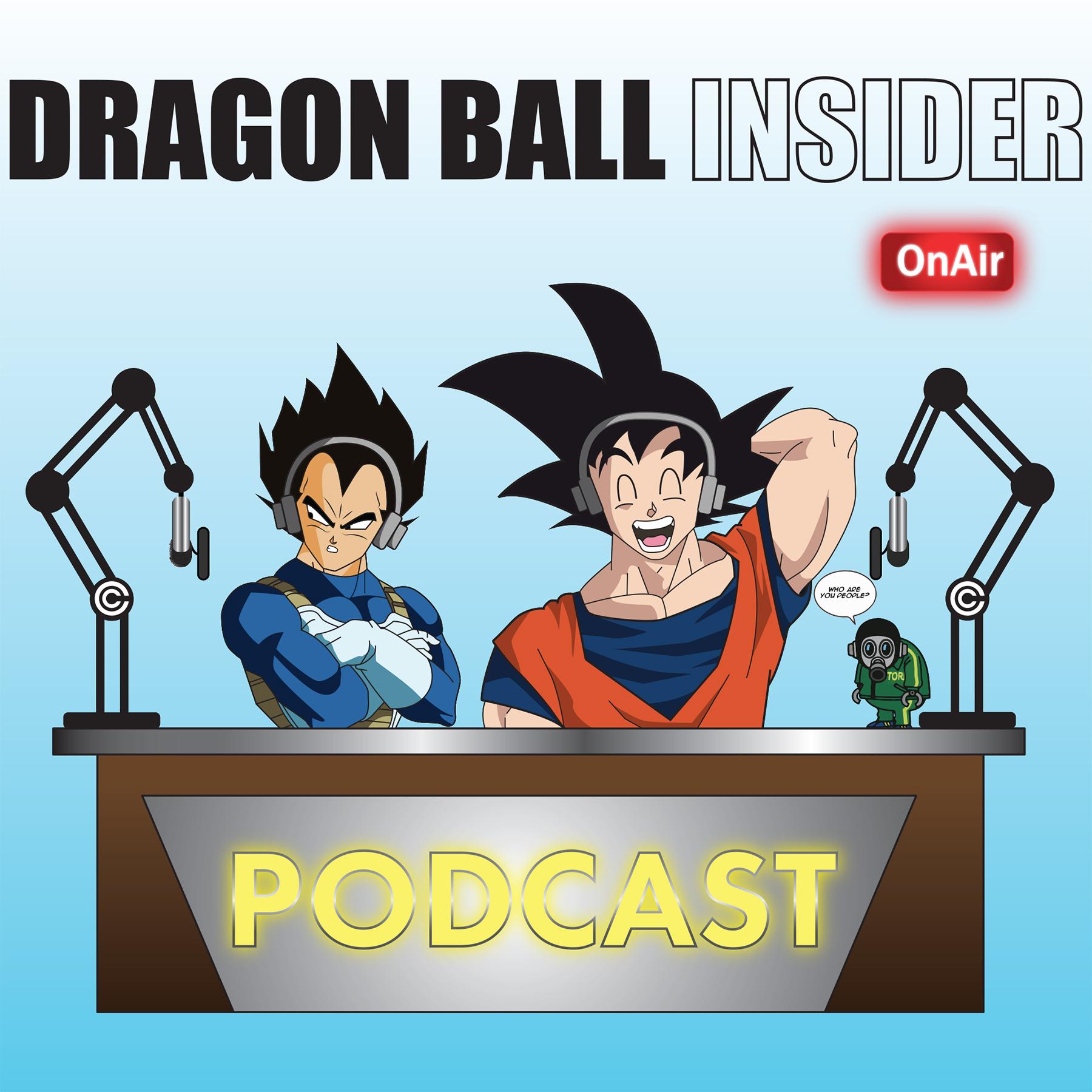 Dragon Ball Insider - Podcast