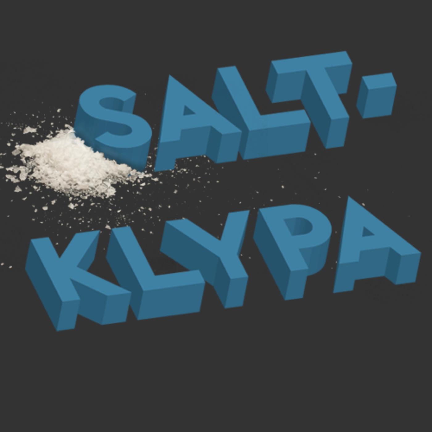 Saltklypa