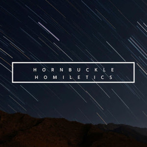 Hornbuckle Homiletics