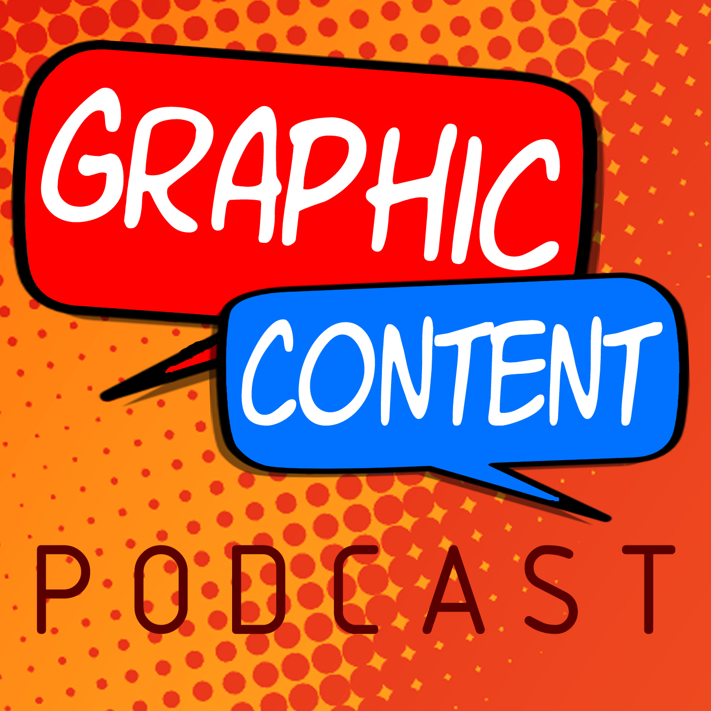 Graphic Content Podcast