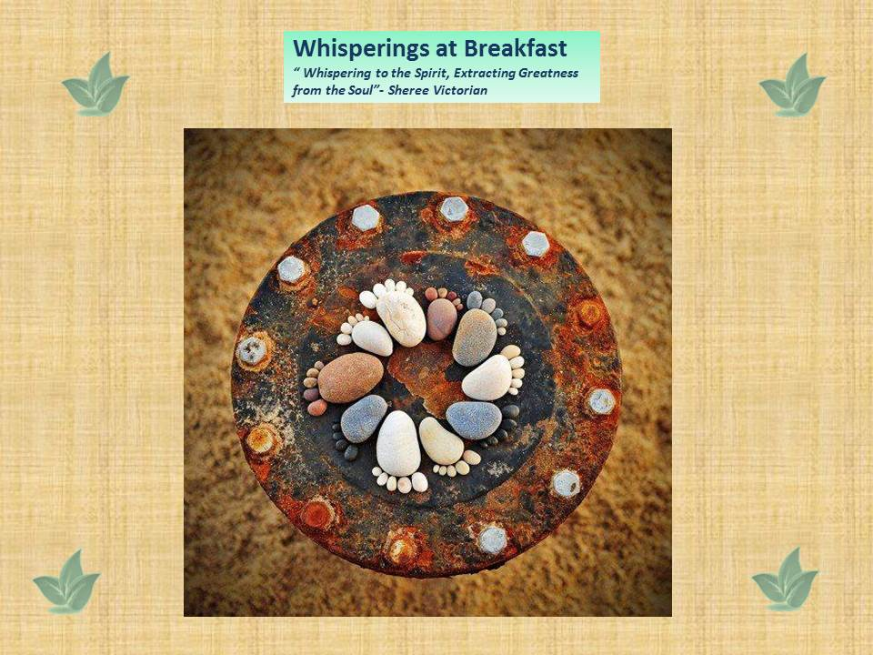 Whisperings At Breakfast
