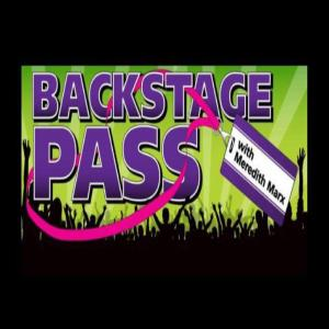 Backstage Pass with Meredith Marx