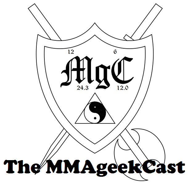 The MMAgeekCAST