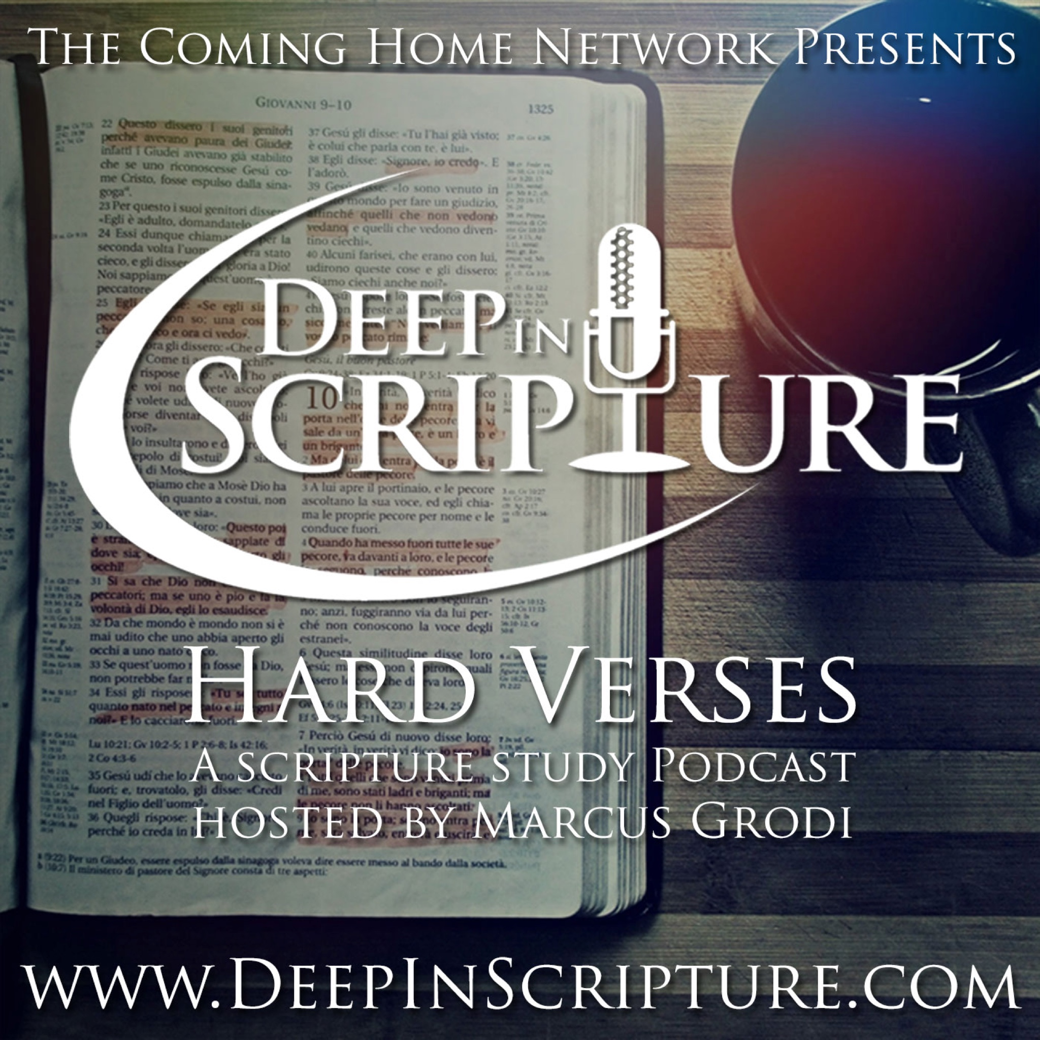 Deep in Scripture Radio