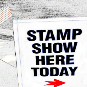Stamp Show Here Today - The Postage Stamp Collecting Podcast
