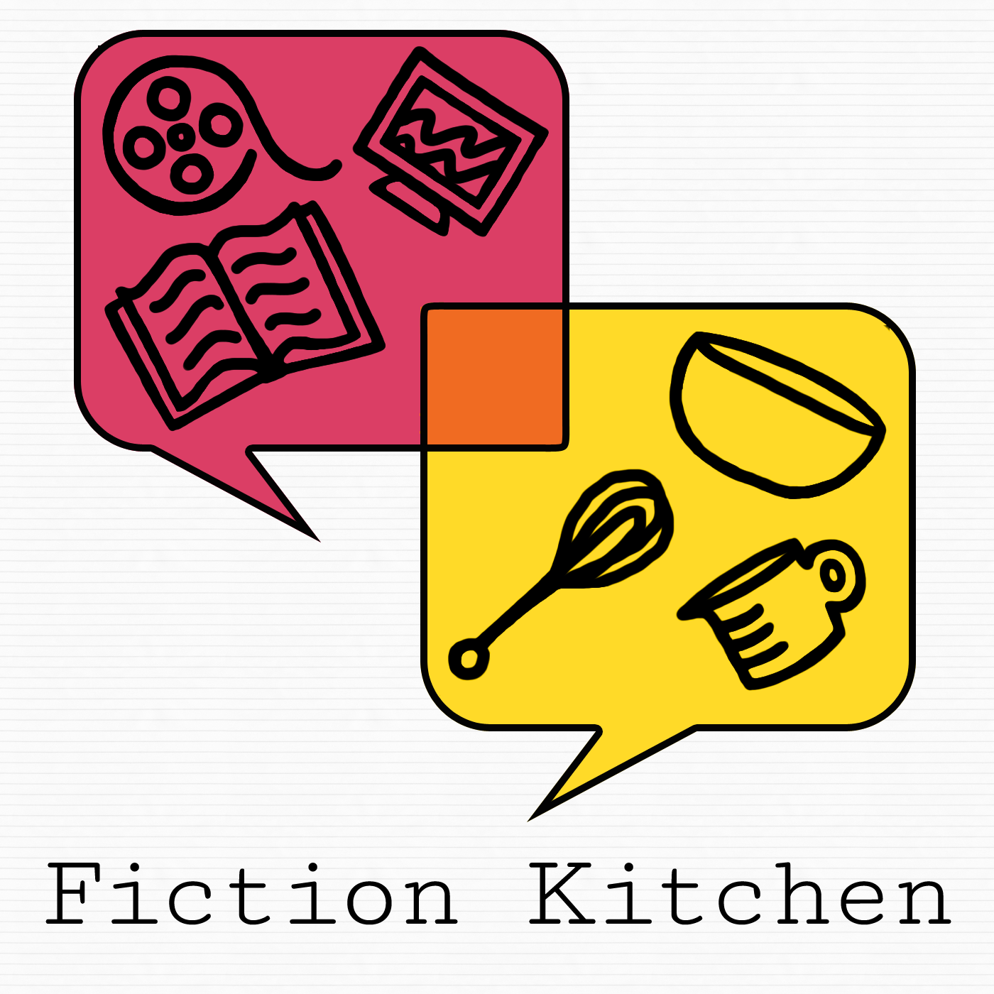 Fiction Kitchen: Cooking from our favorite books, movies, and TV!