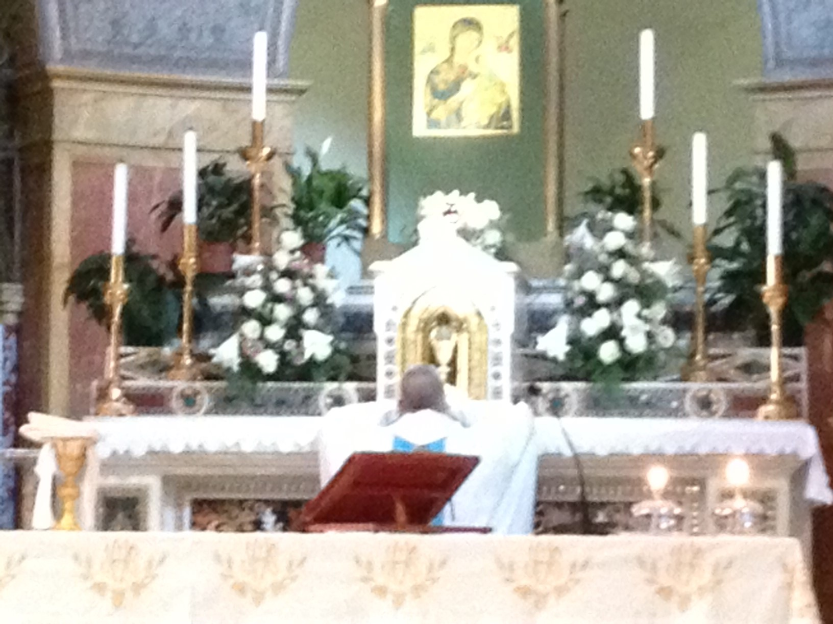 Homilies with FatherB