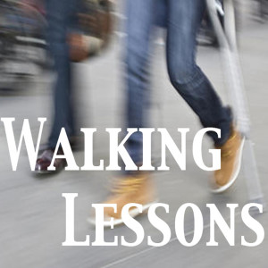 Walking Lessons for Christians Who Sometimes Fall Down
