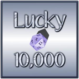 Lucky 10,000