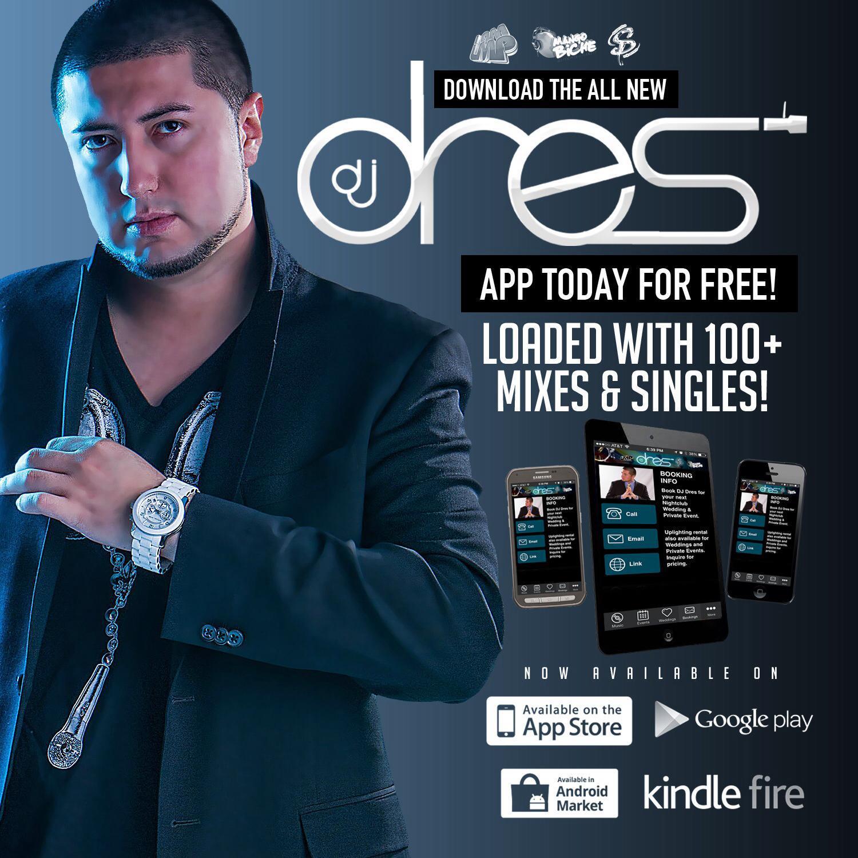 DJ Dres App