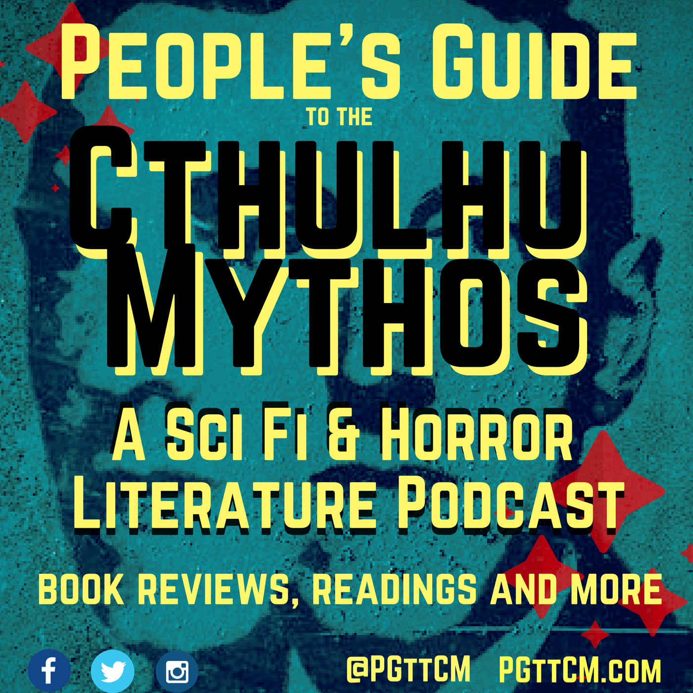 People's Guide to the Cthulhu Mythos: a horror and scifi literature podcast about Weird fiction, fantasy & cosmic horror, cult film & comic books