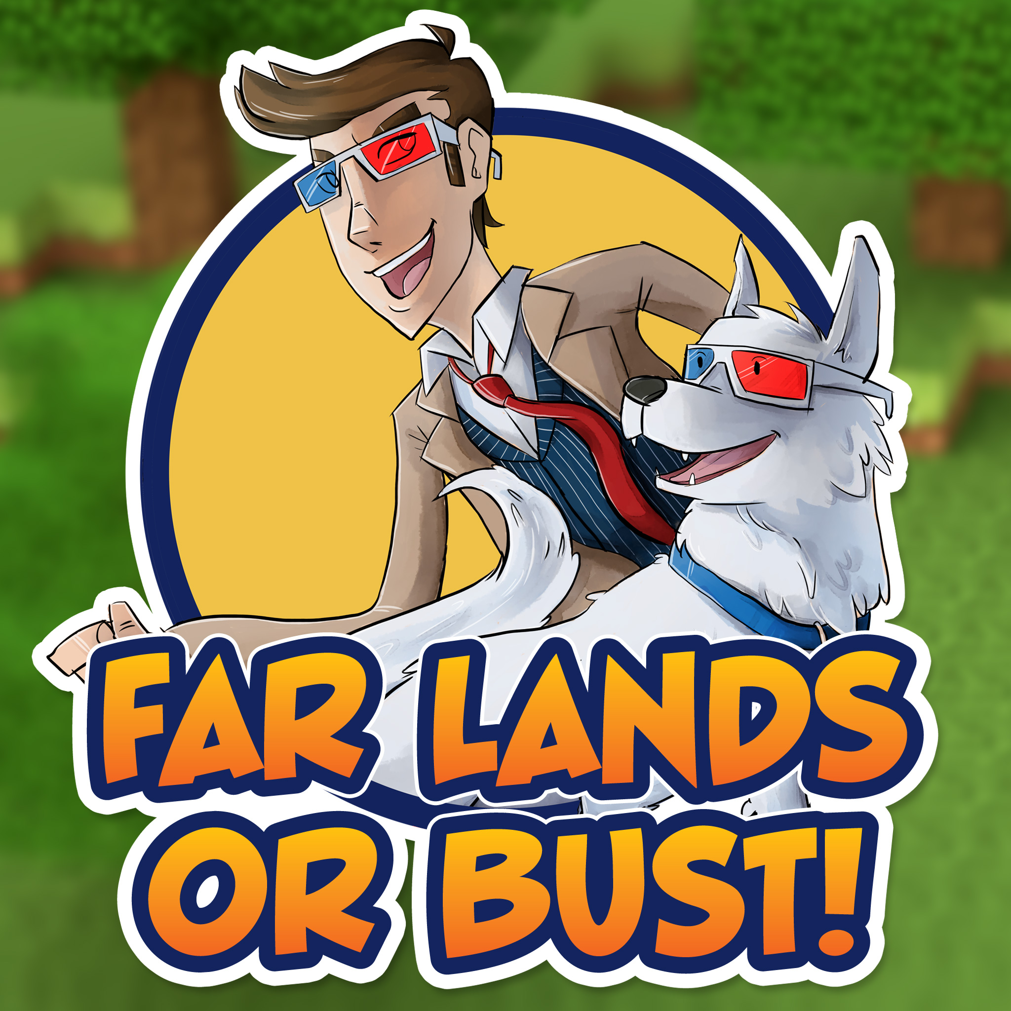 Far Lands or Bust: Podcast Edition