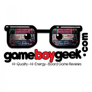 Game Boy Geek - Hi Quality - Hi Energy Board Game Reviews