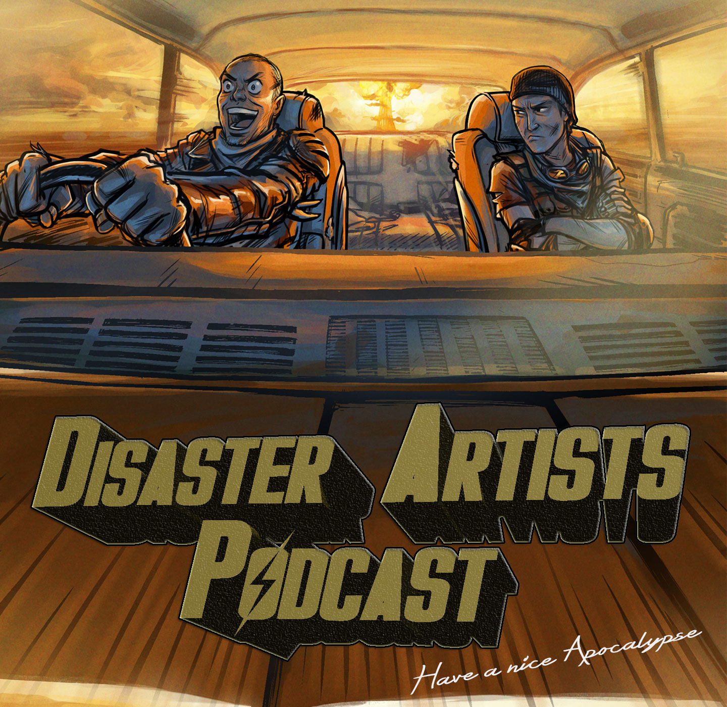 Disaster Artists Podcast