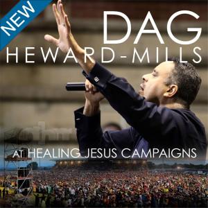 Dag Heward-Mills at Healing Jesus Campaigns