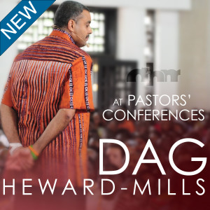 Dag Heward-Mills at Pastors' Conferences