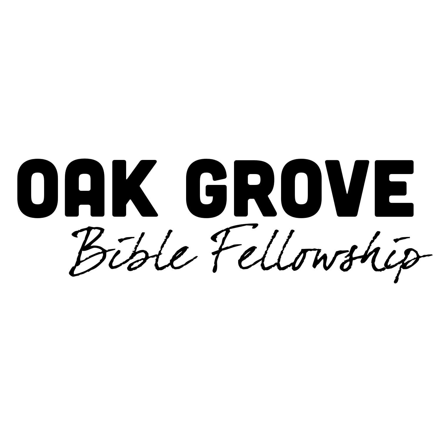 Oak Grove Bible Fellowship, Palo Cedro CA