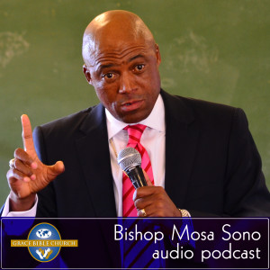Bishop Mosa Sono