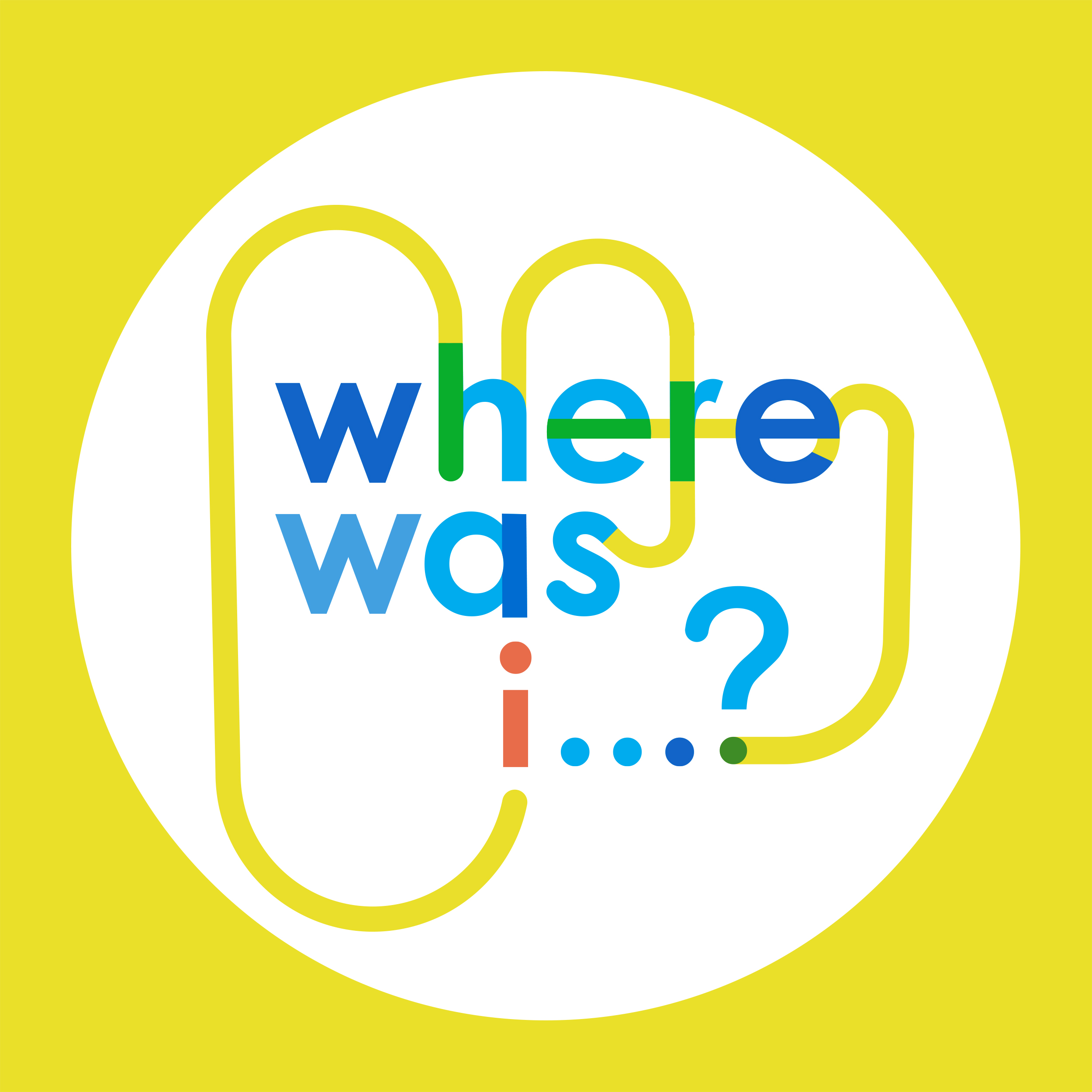 Where Was I...?