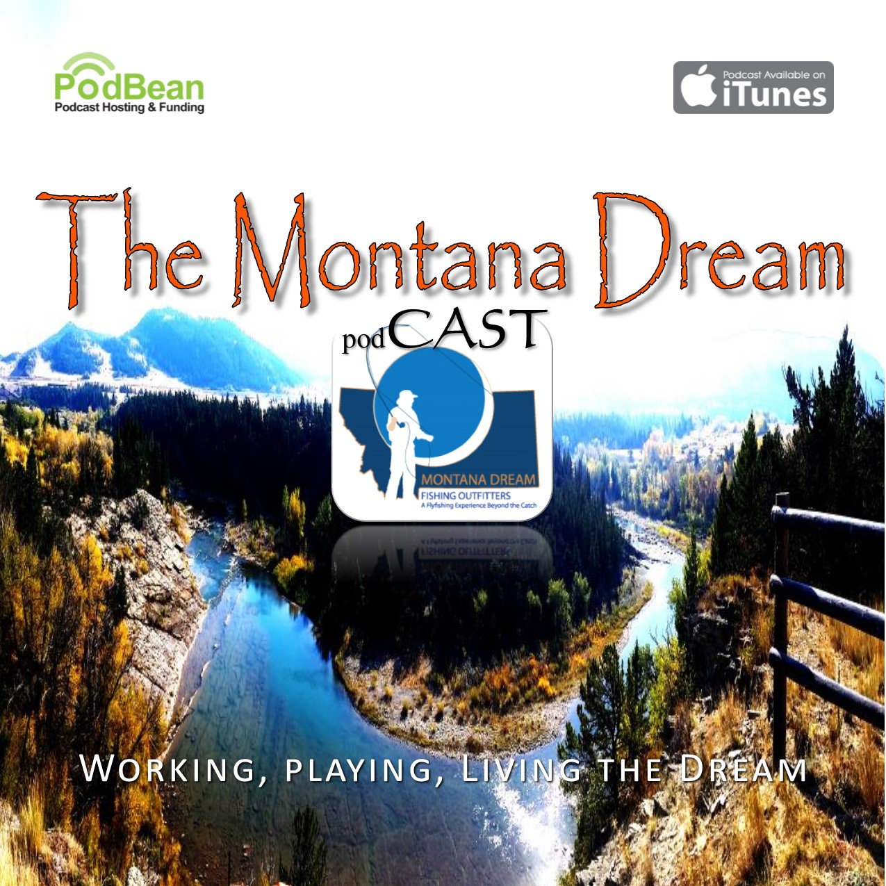 The Montana Dream Cast